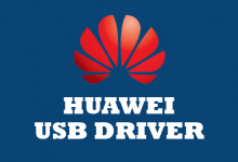 Cara Install Android USB Driver Huawei
